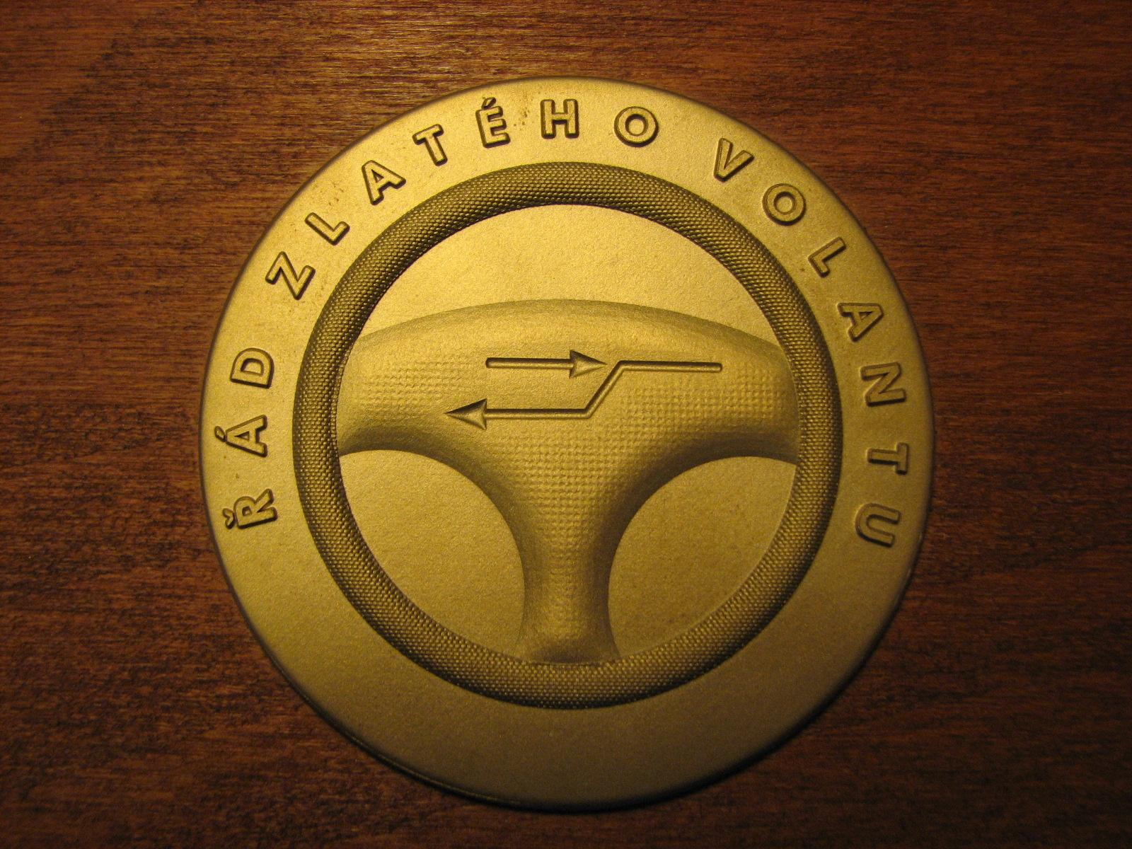 Plastická medaile
