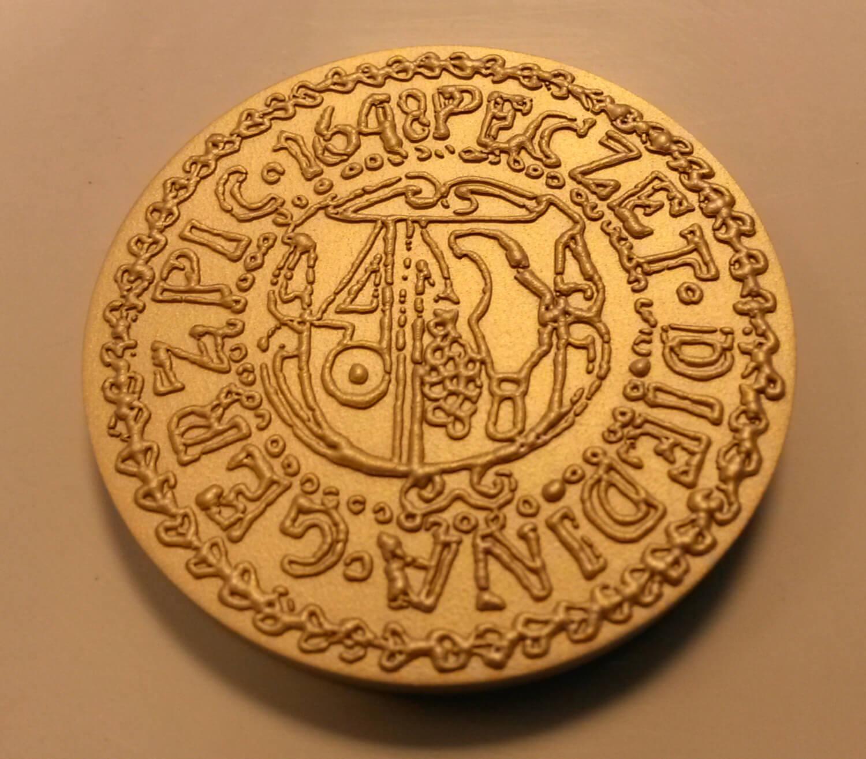 Pamětní medaile - Stará pečeť